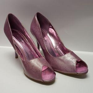 Herstyle Kelsea Pink Women's heels size 11